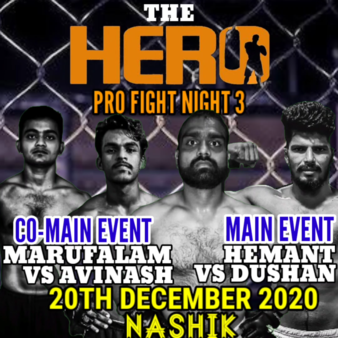 The Hero Pro Fight Night 3