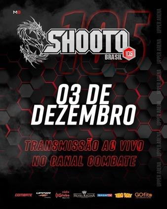 Shooto Brasil 105