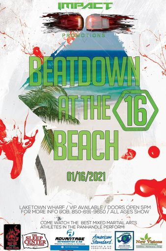 Beatdown at the Beach 16