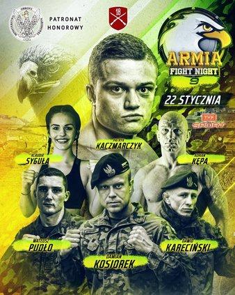 Armia Fight Night 9