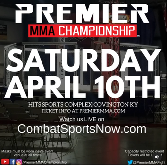 Premier MMA Championship 16