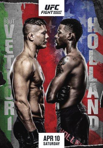 UFC on ABC 2