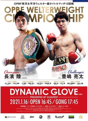 Dynamic Glove 598