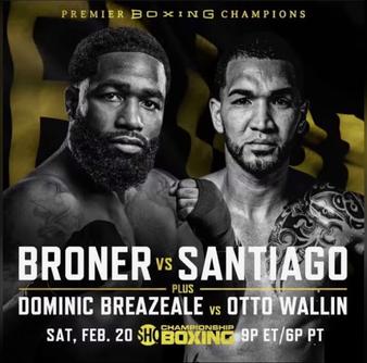 Broner vs. Santiago