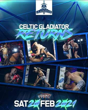Celtic Gladiator 29