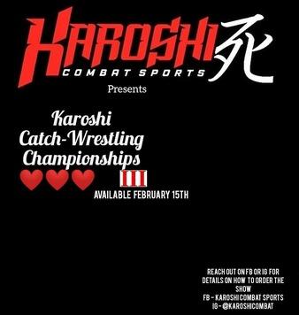 Karoshi Combat Sports III