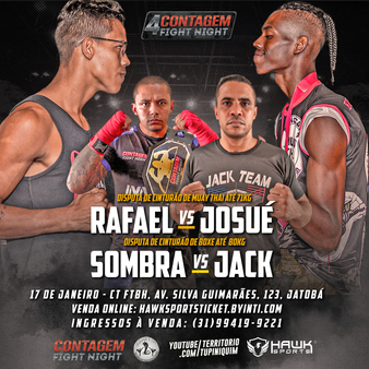 Contagem Fight Night 4