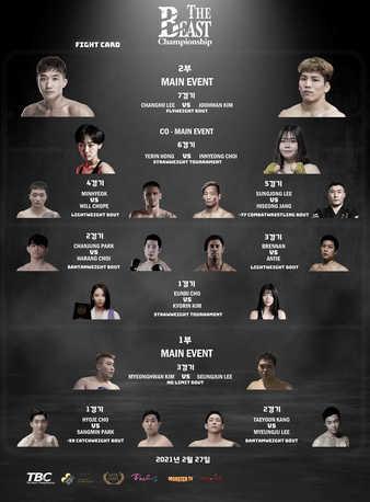 The Beast Championship 1