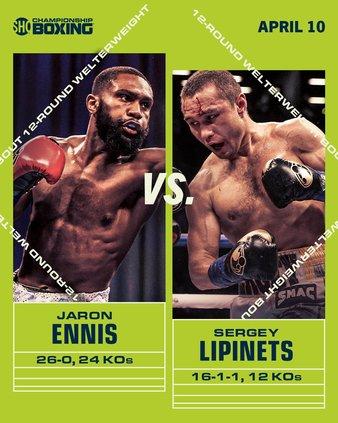 Lipinets vs. Ennis