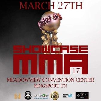 Showcase MMA 17