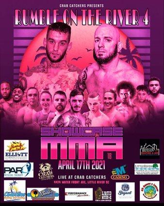 Showcase MMA 18