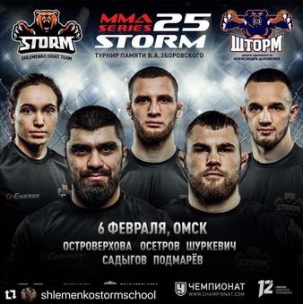 MMA SERIES 25
