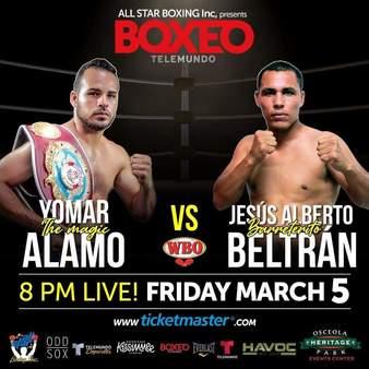 Alamo vs. Beltran