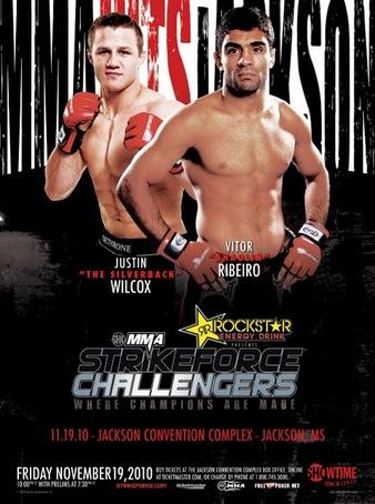 Strikeforce Challengers 12