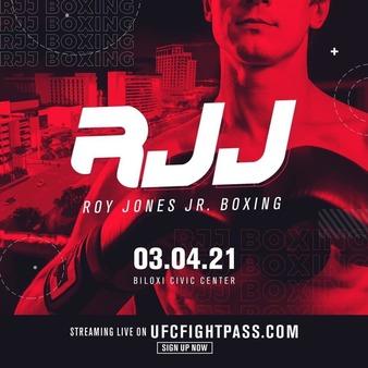 RJJ Boxing Fight Night