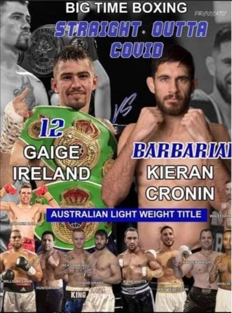 Ireland vs. Cronin