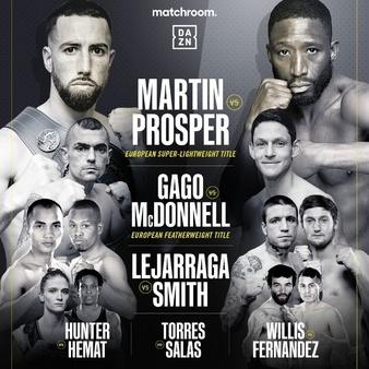 Martin vs. Prospere