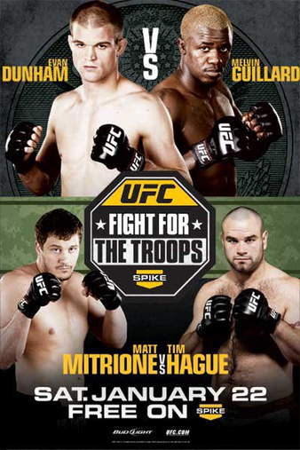 UFC Fight Night 23: Fight for ...