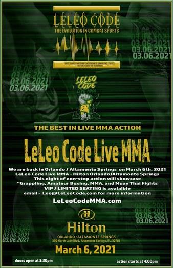 LeLeo Code MMA 7
