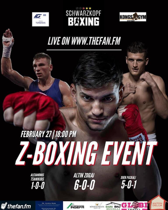 Z-Boxing Event