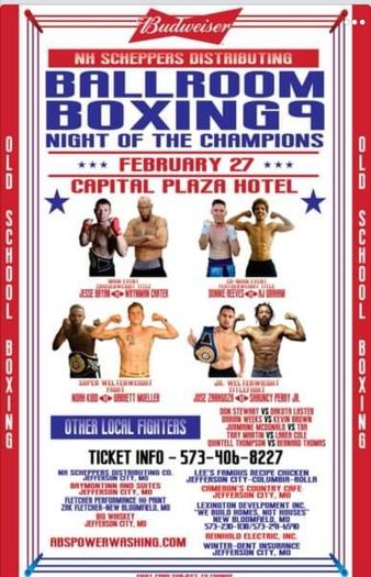 Ballroom Boxing 9