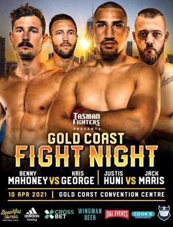 Gold Coast Fight Night
