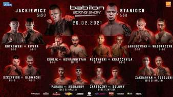 Babilon Boxing Show