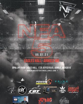 Nemesis Fighting Alliance 5