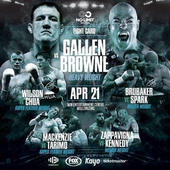 Gallen vs. Browne