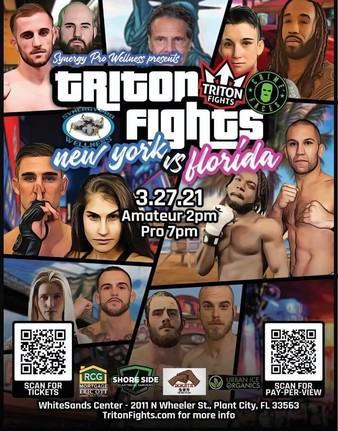 Triton Fights 18