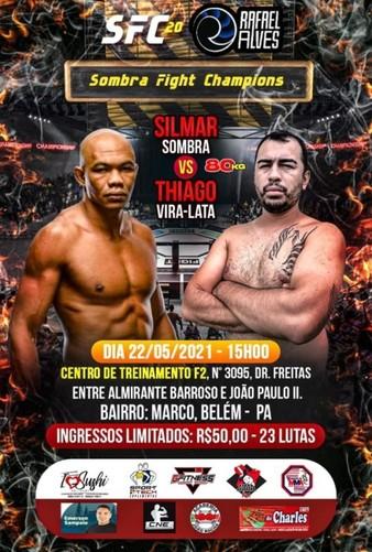 Sombra Fight Champions 20