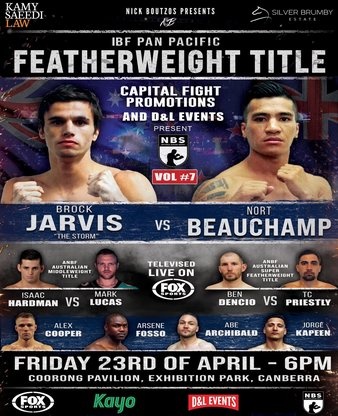 Jarvis vs. Beauchamp