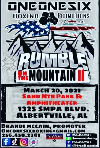 Rumble on the Mountain 2
