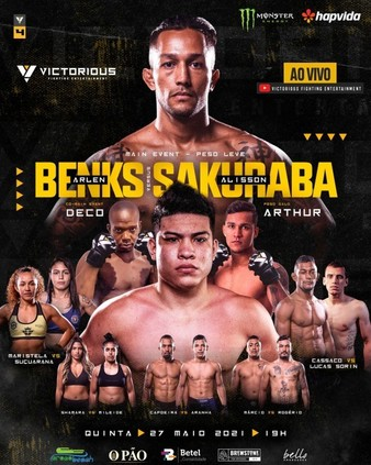 Victorious MMA 4
