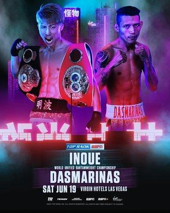 Inoue vs. Dasmarinas