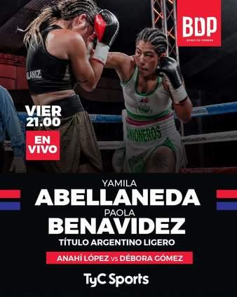Abellaneda vs. Benavidez