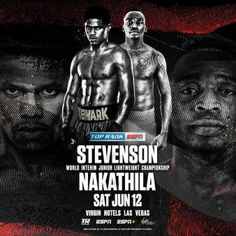 Stevenson vs. Nakathila