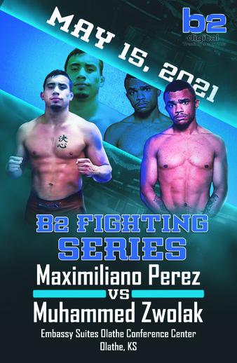 B2 Fighting Series 122