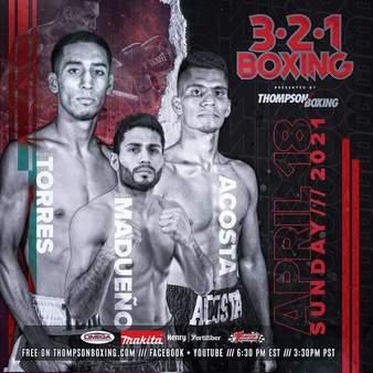 3 2 1 Boxing