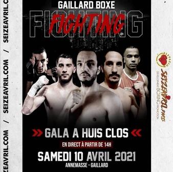 Gaillard Boxe