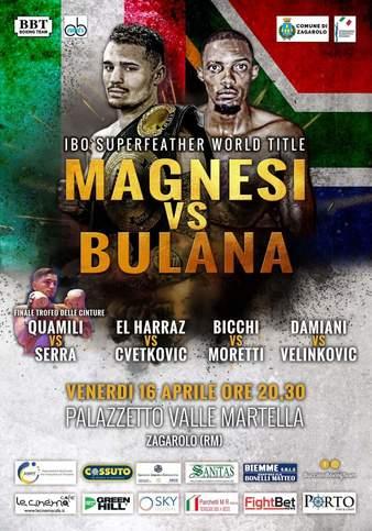 Magnesi vs. Bulana