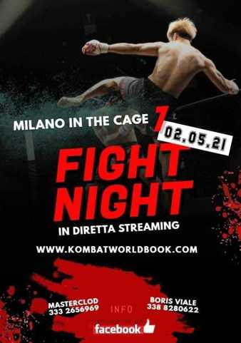 Milano in the Cage 7