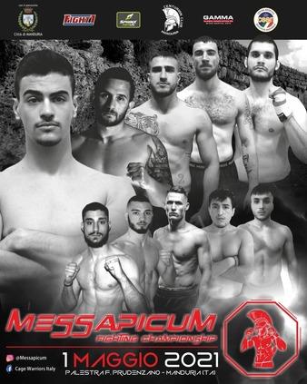 Messapicum Fighting Championship 3
