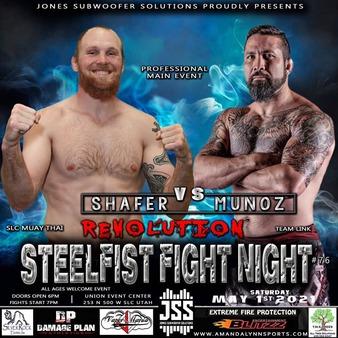 SteelFist Fight Night 76