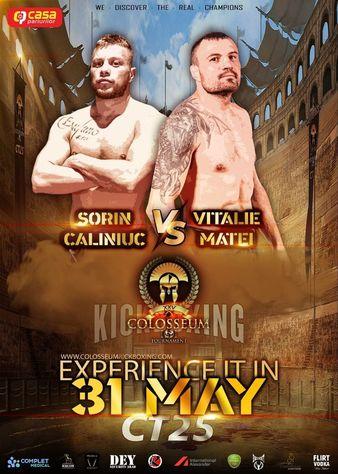 Colosseum Tournament 25