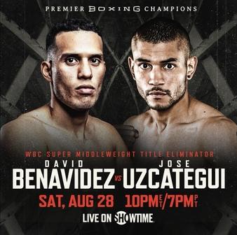 Benavidez vs. Uzcategui