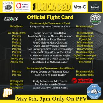 MMA Uncaged FC