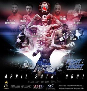 Fight Night Live