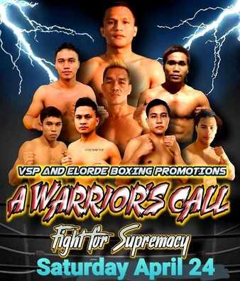 A Warriors Call
