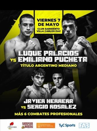 Palacios vs. Pucheta